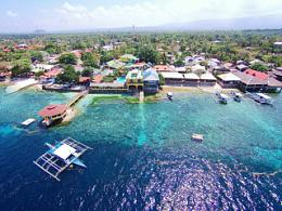 菲律宾海岛游大疆精灵2V+航拍照片选集