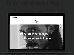 KIMSANZ Personal design /2015