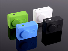 GoPro运功相机胶套摄影图