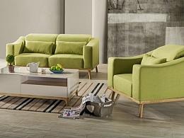 布艺沙发家具