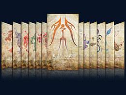 《天闕|拾貳祭》//另類星座詮釋宣傳動畫