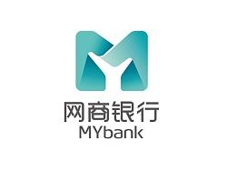 网商银行标志 by 阁楼妖怪