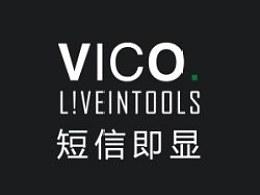 VICO短信即时显示