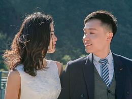 京城深秋——第一次拍的婚纱