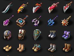 《幻想贪吃龙》游戏icon整理
