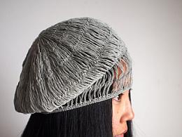 亚麻帽*嘉设计