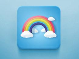 彩虹icon