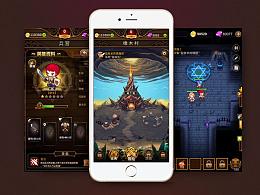 iOS手机游戏-最后的封印