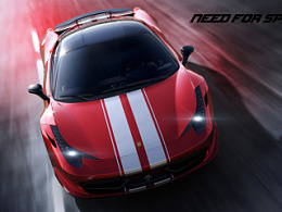 Ferrari 458 Italia CGI Need For Speed