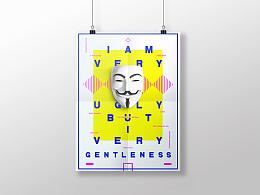 2014—2015海报作品集