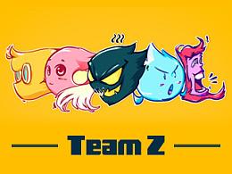 站酷Team -Z- (附高清壁纸)