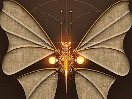 机械蝴蝶练习