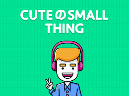 CUTEのSMALL THING