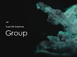 Luye Life Sciences Group-绿叶集团页面改版