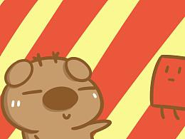 鹿易斯和红包微信动态表情