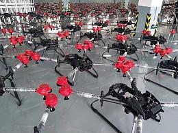 中国制造无人机