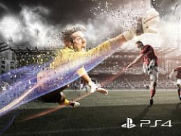 FIFA2014 ps4海报