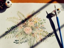 森林系小花(附过程图)