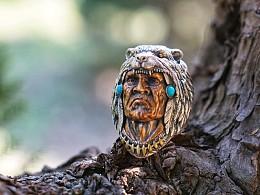VULCAN•伏尔甘【印第安勇士】 戒指