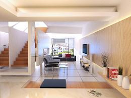 小别墅室内空间