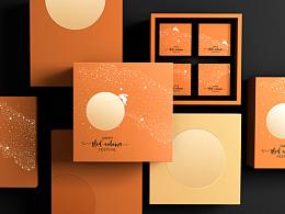 中秋礼盒,月饼礼盒设计