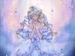 Lolita立绘,人鱼珍珠