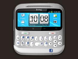 图标琐记 - 07. HTC - CHA CHA