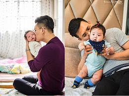 家庭摄影 | 储儿满月照&百天照