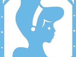 灰姑娘、白雪公主、爱丽丝_产品平面设计图