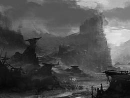暗黑风的城堡