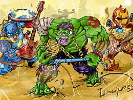 复仇者乐队