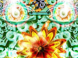 我的数字艺术系列作品(1)