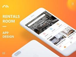 UROOM APP DESIGN | 简洁高效的租房应用