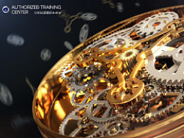 C4D国际认证培训班学员练习作品