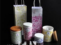 《艺福堂》花草茶包装再设计
