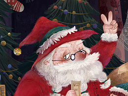 12月的圣诞节