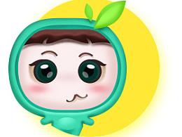 吉祥物设计 - 儿童心理平台