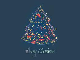 【为你画一张卡片——Merry Christmas】