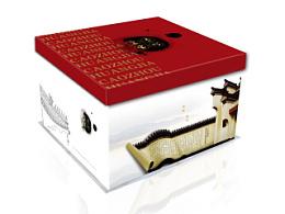 包装盒体设计
