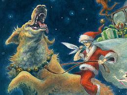 圣诞节贺图