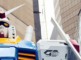 Gundam Docks at Hong Kong(part 2)