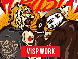 VISP'S WORK 作品整理