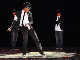 蝴蝶灵魂致Michael Jackson55周年