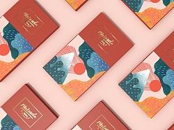 《marmola》手工巧克力品牌包装设计