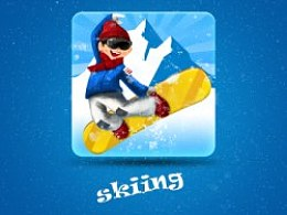 skiing图标