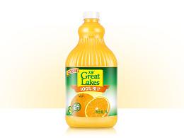 饮料果汁拍摄修图