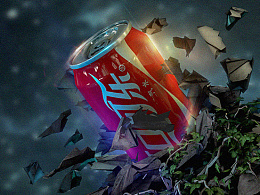Coca-Cola海报