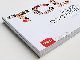 力英作品|TCL空调2013年产品宣传画册