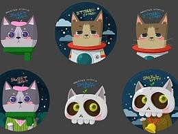 Meow~meow~starry!!