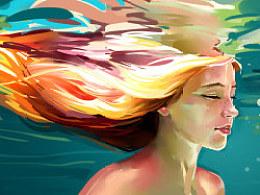 水下的女孩2